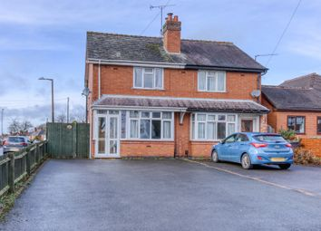 Thumbnail 2 bed semi-detached house for sale in Evesham Road, Crabbs Cross, Redditch