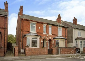 Thumbnail 3 bed semi-detached house for sale in Clumber Street, Kirkby-In-Ashfield, Nottingham