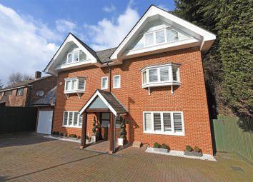 Thumbnail 5 bed detached house to rent in Queens Road, Weybridge