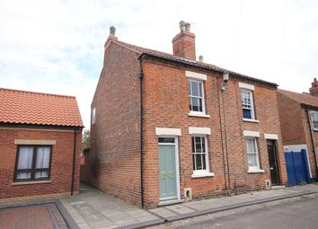 Thumbnail 2 bed semi-detached house to rent in King Street, Newark, Nottinghamshire.