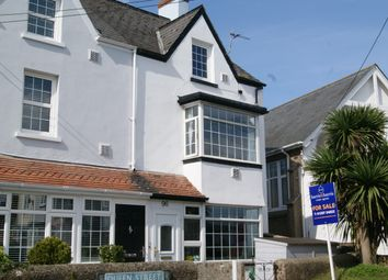 Thumbnail 4 bed town house for sale in Queen Street, Seaton