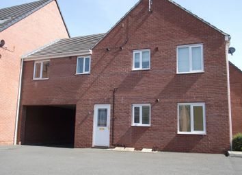 Thumbnail 1 bedroom flat to rent in Black Eagle Court, Burton-On-Trent