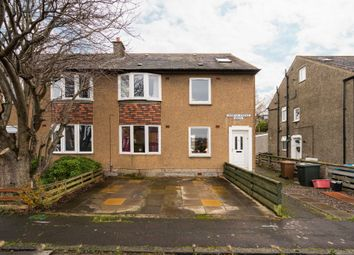 Thumbnail 2 bed flat for sale in 46 Carrick Knowe Grove, Edinburgh