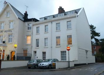 Thumbnail 1 bed flat to rent in Redvers Court, Bystock Terrace, Exeter