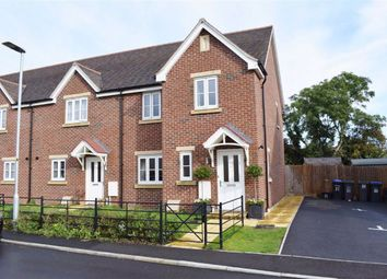 Thumbnail 3 bed end terrace house for sale in Milbourne Way, Chippenham, Wiltshire