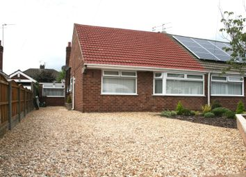 Thumbnail 3 bed semi-detached bungalow for sale in Wellington Close, Liverpool