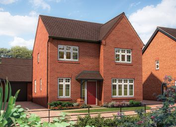 """Thumbnail 3 bed detached house for sale in """"The Cedar"""" at Warwick Road, Kenilworth"""