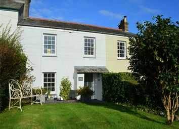 Thumbnail 3 bed terraced house for sale in Charlestown Road, Charlestown, Cornwall