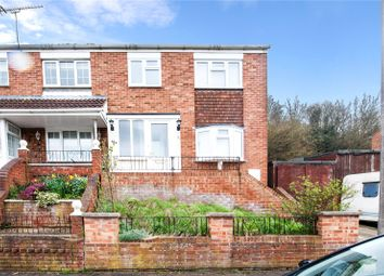 Thumbnail 3 bedroom end terrace house for sale in Wordsworth Close, Chatham, Kent