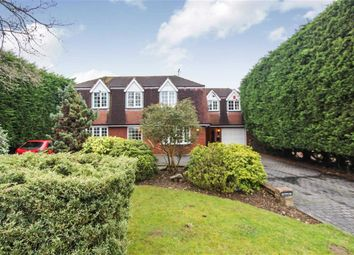 Thumbnail 6 bed detached house for sale in Church Road, Ramsden Bell House, Essex