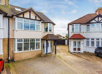 4 bed semi-detached house for sale in Haslam Avenue, Sutton SM3