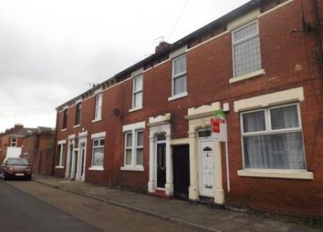 Thumbnail 3 bedroom terraced house for sale in Emmanuel Street, Preston, Lancashire