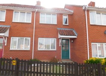 Thumbnail 2 bedroom terraced house for sale in Bury Street, Stowmarket