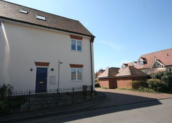 Thumbnail 3 bedroom flat to rent in Greyhound Lane, Winslow, Buckingham