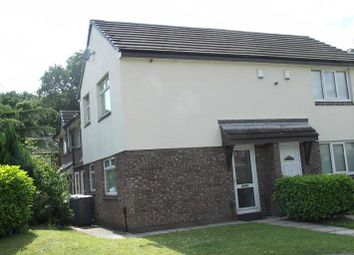 Thumbnail 1 bed town house to rent in Pinewood Avenue, Croxeth Park, Liverpool