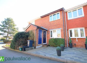 Thumbnail 2 bed terraced house for sale in Rochford Close, Broxbourne