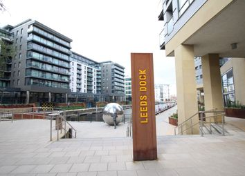 Thumbnail 2 bed flat for sale in Leeds Dock The Boulevard, Leeds