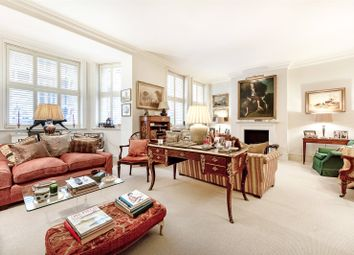 Thumbnail 3 bed flat for sale in Cheyne Court, Chelsea, London