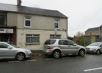 Thumbnail 2 bed flat for sale in High Street, Clydach, Swansea