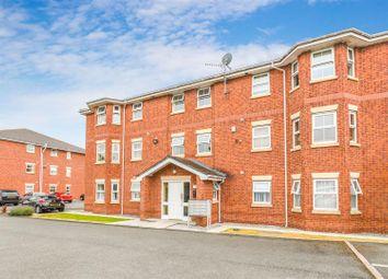 Thumbnail 1 bed flat for sale in Fairfield Street, Warrington