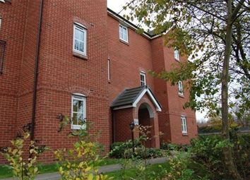 Thumbnail 2 bed flat to rent in Hendeley Court, Shobnall Road, Burton Upon Trent