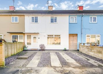 Thumbnail 2 bed terraced house for sale in Bracewell Gardens, Brentry, Bristol