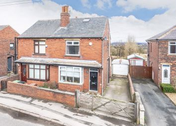 Thumbnail 2 bed semi-detached house for sale in Wakefield Road, Drighlington, Bradford