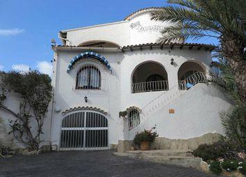 Thumbnail 4 bed villa for sale in Moraira Valencia, Moraira, Valencia