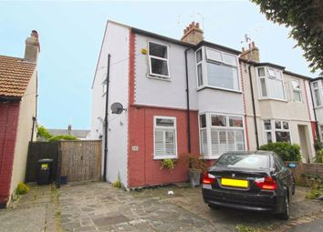 Thumbnail 4 bed end terrace house for sale in North Avenue, Southend On Sea, Essex