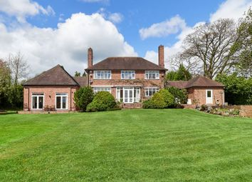 Thumbnail 5 bed detached house for sale in Leek Road, Longsdon, Staffordshire