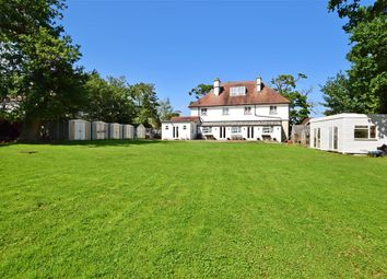 Thumbnail 7 bed detached house for sale in Postern Road, Camp Hill, Newport, Isle Of Wight