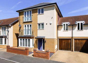 Hunsbury Chase, Broughton, Milton Keynes, Bucks MK10. 4 bed link-detached house for sale