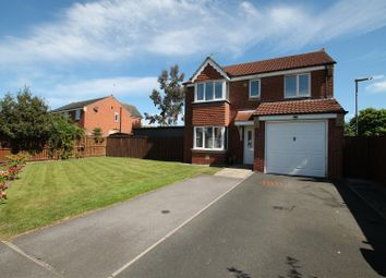 4 bed detached house for sale in Lewthwaite Gardens, Willington, Crook DL15