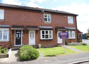 Thumbnail 2 bed terraced house for sale in Ravensbourne Road, Aylesbury