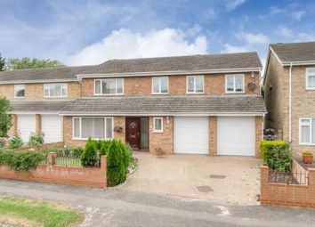 Thumbnail 5 bed detached house for sale in Colchester Way, Bedford, Bedfordshire