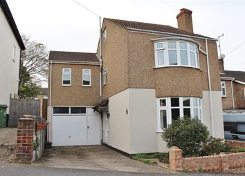 Thumbnail 4 bed detached house for sale in Clive Road, Belvedere, Kent