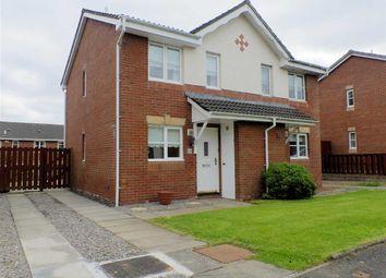 Thumbnail 2 bed semi-detached house for sale in Lochranza Lane, Lindsayfield, East Kilbride
