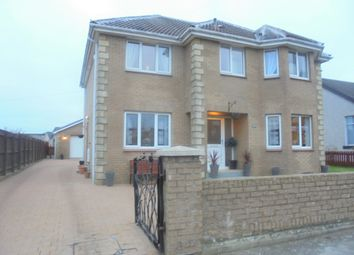 Thumbnail 4 bed detached house for sale in Kirk Road, Wishaw