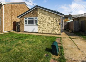 Thumbnail 2 bed bungalow for sale in Hallet Road, Canvey Island