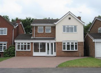 4 bed detached house for sale in Luddington Road, Solihull B92