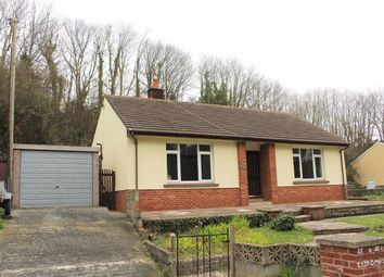Thumbnail 2 bed detached bungalow for sale in Coombs Road, Milford Haven