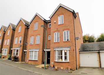Thumbnail 5 bed end terrace house for sale in Clifton Moor, Oakhill, Milton Keynes