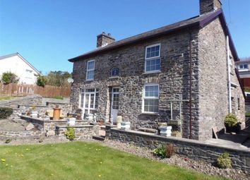 Thumbnail 4 bedroom detached house for sale in Fronheulog, Pwllhobi, Llanbadarn, Aberystwyth, Ceredigion
