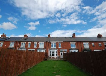 Thumbnail 2 bed terraced house for sale in Bolsover Street, Ashington