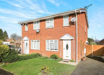 Thumbnail 2 bedroom semi-detached house for sale in Crowland Avenue, Perton, Wolverhampton