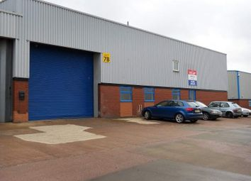 Thumbnail Industrial to let in Unit 7B, Zone 2, Burntwood Business Park, Burntwood
