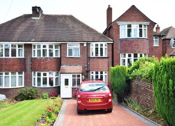 Thumbnail 4 bed semi-detached house for sale in Millfield Road, Birmingham
