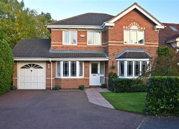 Thumbnail 4 bed detached house for sale in Balland Way, Wootton, Northampton
