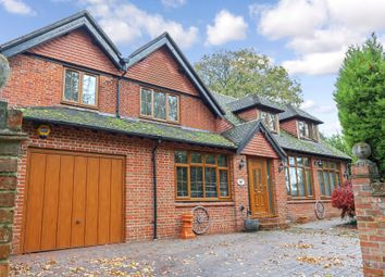 Thumbnail 5 bedroom detached house for sale in Rookwood Close, Eastleigh