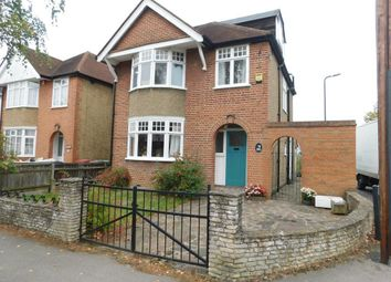 Thumbnail 4 bed detached house for sale in Quaves Road, Langley